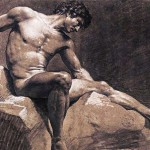 The Male Nude: Eighteenth-century drawings from the ParisAcademy