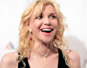 Courtney Love в O2 Shepherds Bush Empire