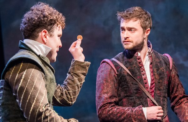 Звезды в театре Rosencrantz And Guildenstern Are Dead Old Vic 41 e1491573129319
