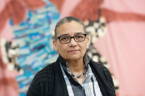Премия Тернера повзрослела Lubaina Himid portrait Edmund Blok for Modern Art Oxford