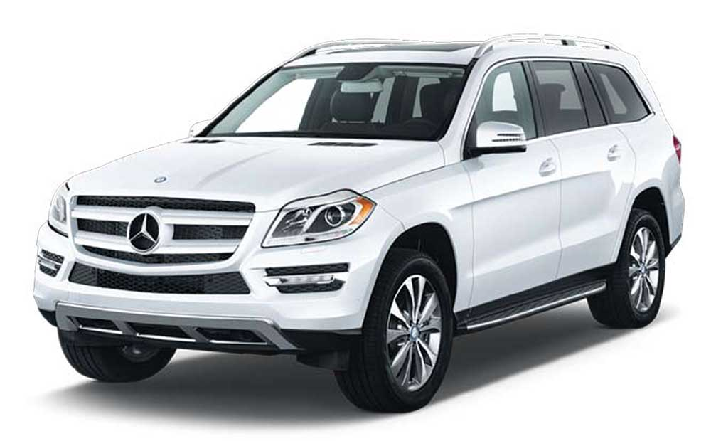 Крутой автобус Mercedes-Benz GL Mercedes Benz GL
