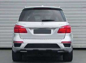 Крутой автобус Mercedes-Benz GL Mercedes Benz GL 3