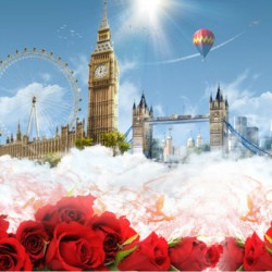 london-love-flowers