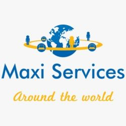 MAXI SERVICES LOGO