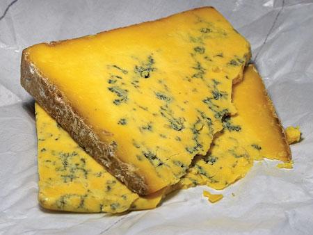 Гордость Британии: Shropshire Blue
