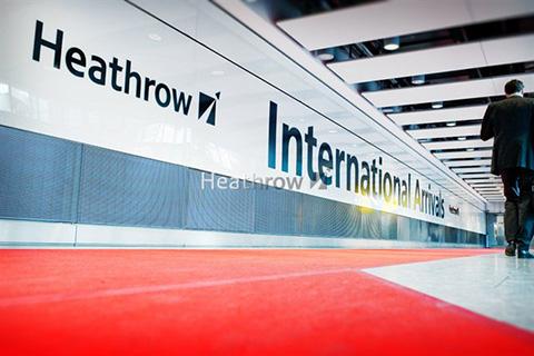 Heathrow Airport, Terminal 5A