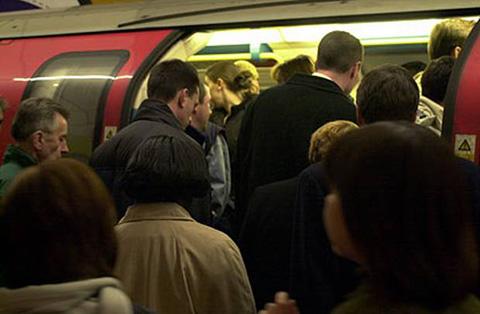 Jubilee+line+chaos