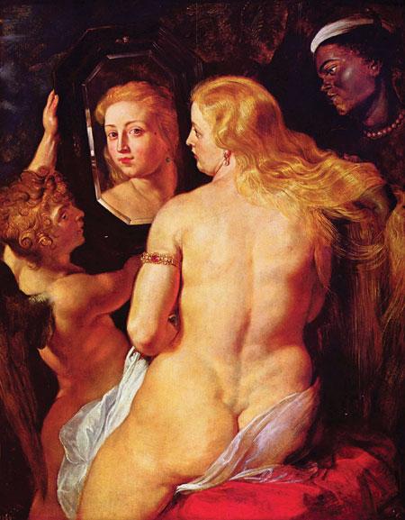 Rubens Психология образа, или Кто виноват