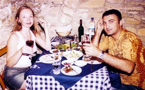 Elina-Jaksone-and-her-partner-Gagik-Manucharyan