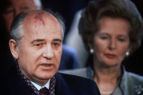 Former-Soviet-leader-Mikhail-Gorbachev