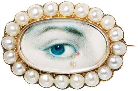 Victoria-and-Albert-museum Забытые вещи: Украшения «Любимые очи»