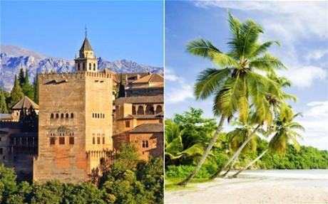 "Granada-vs-Grenada ""Гранада, Гренада - какая разница?"": бабушка улетела на Карибы вместо Испании"