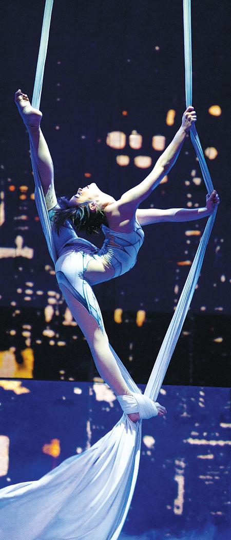 Cirque Éloize: iD  Cirque Éloize: iD – сказка или реальность?