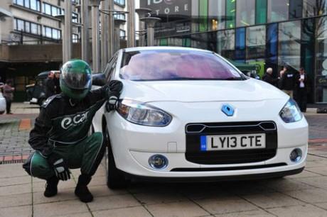 e-car-Renault В Лондоне  появился прокат электромобилей
