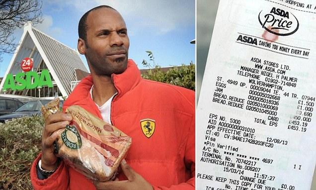 """asda-bread """"Сходил за хлебушком"""": в магазине ASDA покупатель заплатил 450 фунтов за буханку хлеба"""