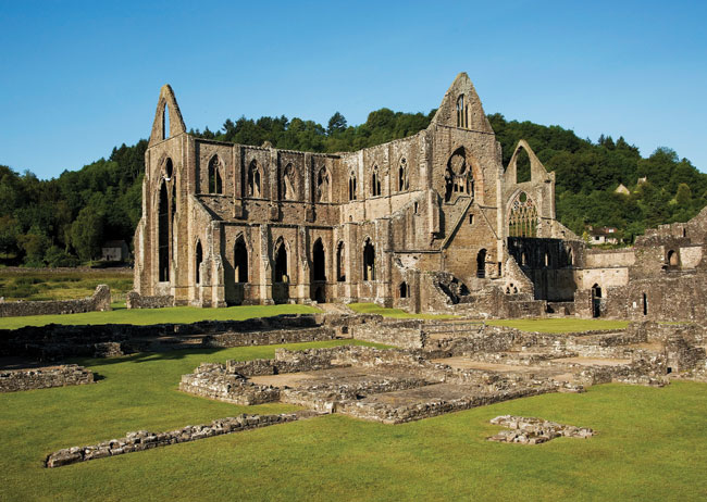 tintern abbey poem and it s summary for each stanza