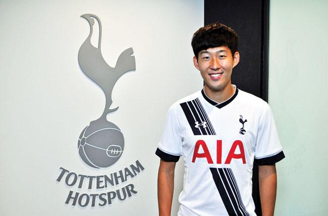 Son-Heung-min Новости спорта: 17 сентября