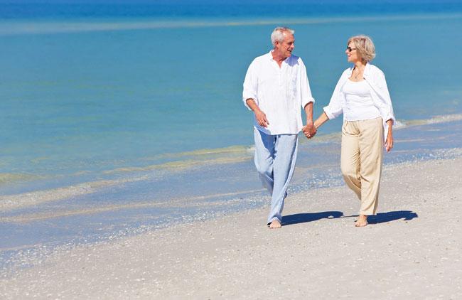 Retired-couple Что ждет наших пенсионеров  в Великобритании?