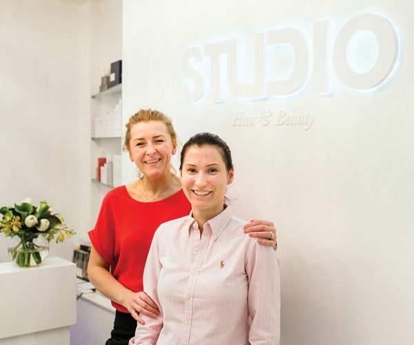 2Y0A5006 Studio Hair & Beauty: салонные секреты