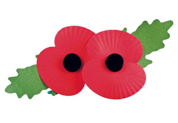 poppies День памяти в Лондоне