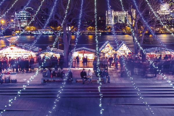 southbank-centre-winter-festival Weekend INFO: 24 и 25 декабря