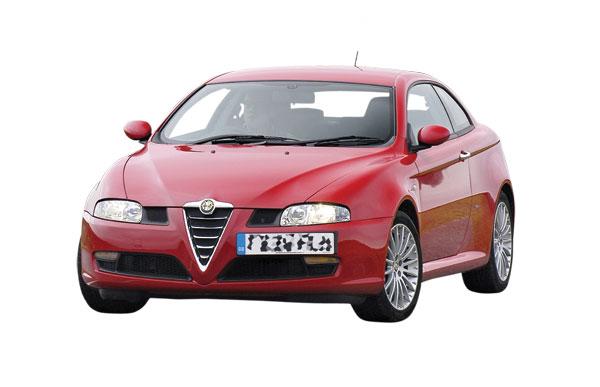 ALFA ROMEO GT:Первый шаг навстречу прекрасному