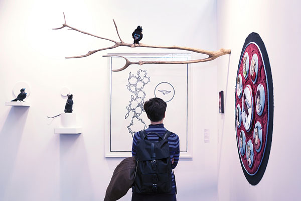 Ярмарка искусства London Art Fair: 17-21 января