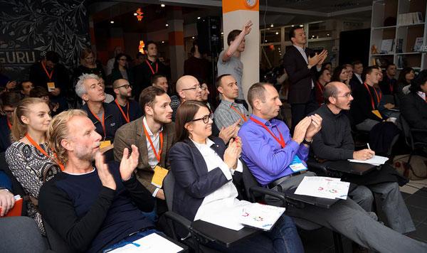 Белорусские стартапы в Лондоне