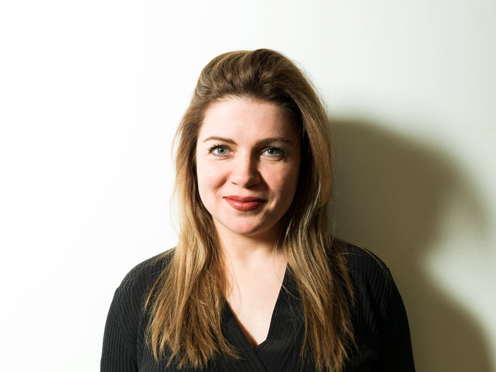 Актриса Наташа Радски: о театре, телевидении и профессии