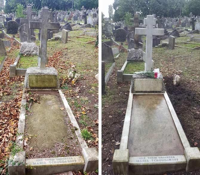 Незабытые могилы. Незабытая история