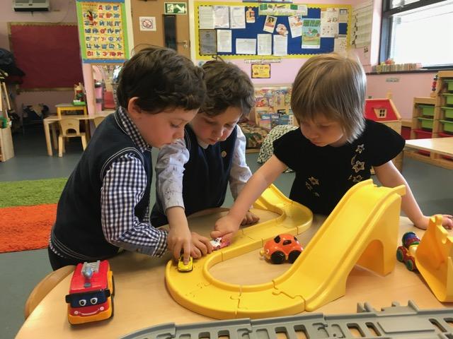 День открытых дверей в русском детском саду «Вишенка»