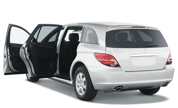 Самый мультизадачный Mercedes