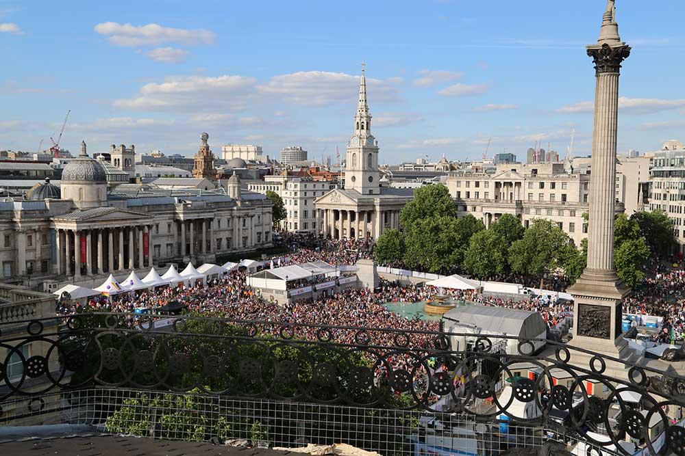 Лондонский прайд: есть чем гордиться!
