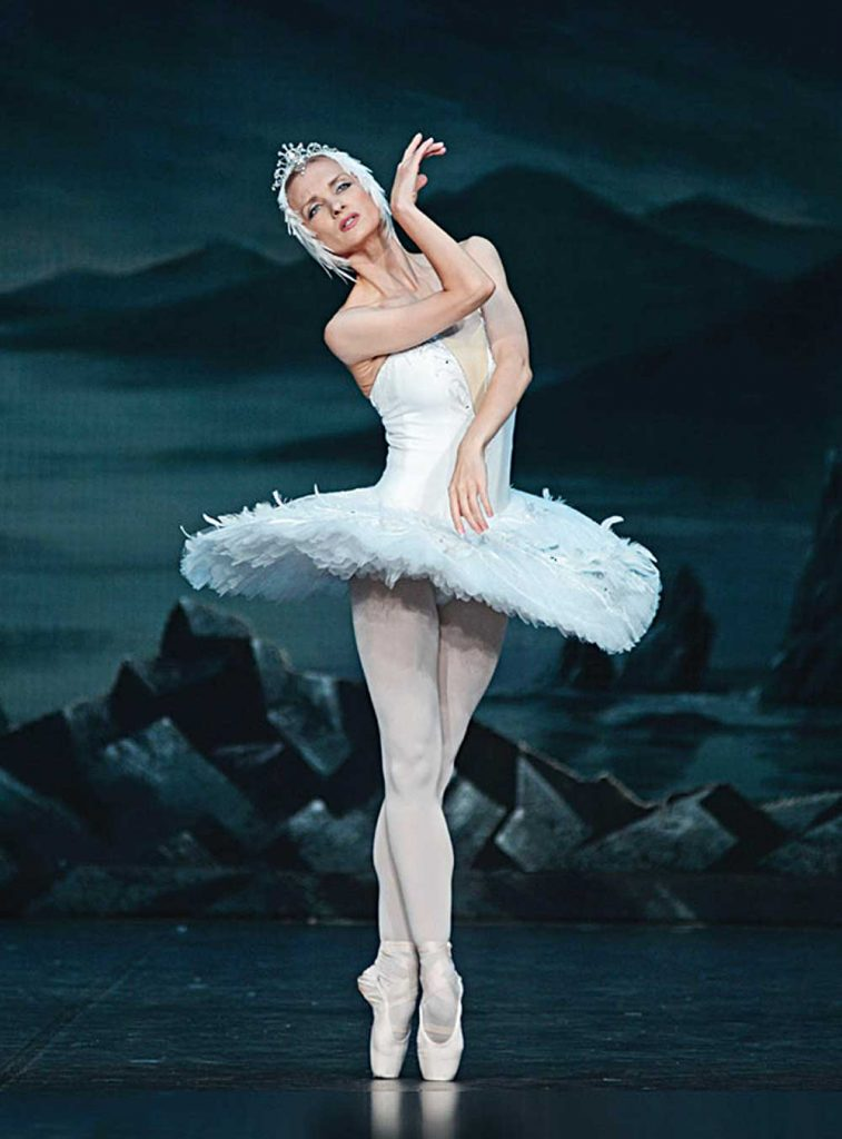 Гастроли Санкт-Петербургского театра балета в Лондоне