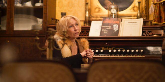 Вера Таривердиева: «Музыка создает другую историю»
