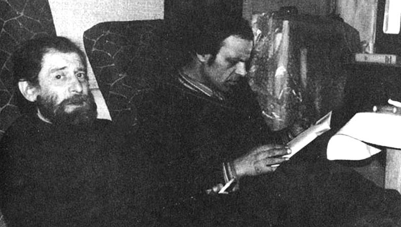 Александр Альтшулер: «Не ищите в моих стихах смысла»