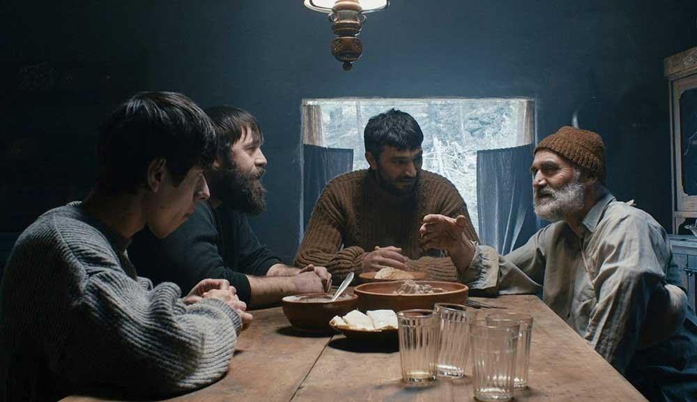 Russian Film Week. «Знаешь, мама, где я был?», «Ван Гоги» и другие фильмы