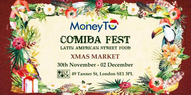 Comida Fest Xmas Market