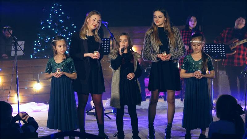 Рождественская постановка «The Christmas Story»