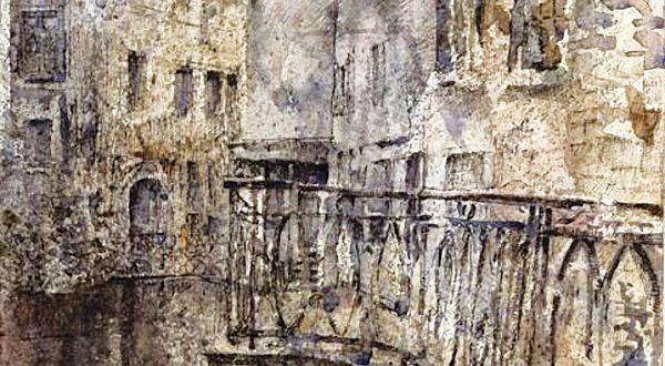 Водяные знаки: Венеция в Лондоне