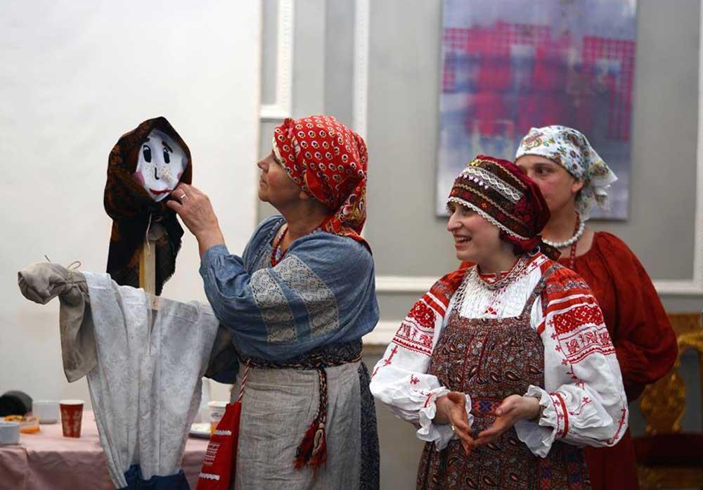 Широкая Масленица в Пушкинском доме