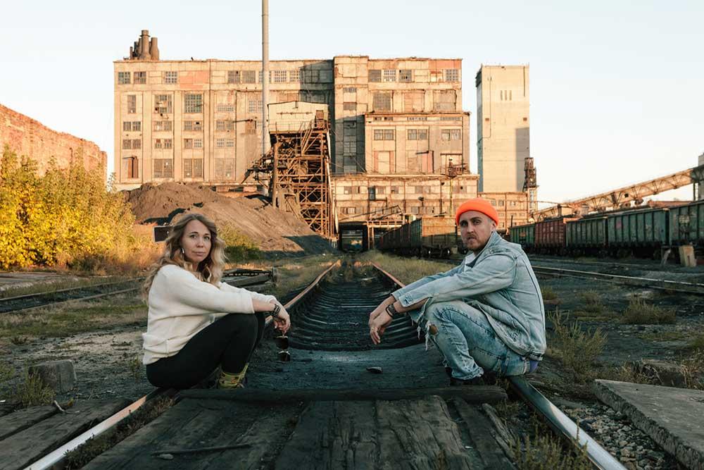 Маричка и Марк Марчик «Я, девочка с асфальта…»