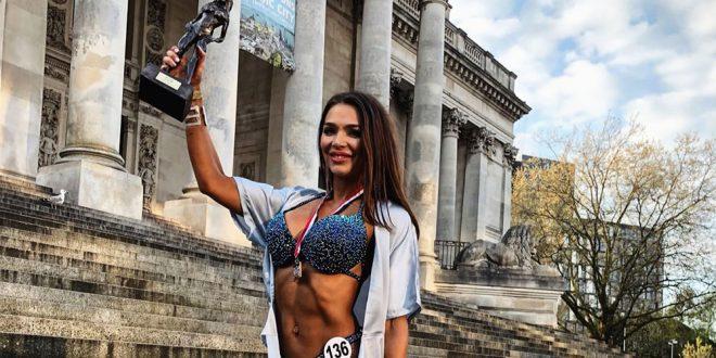 Женский бодибилдинг: красота и адреналин