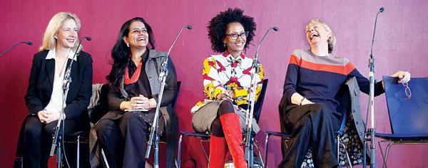 Фестиваль «Женщины мира WOW» 8 Марта по-британски: как и где отметить