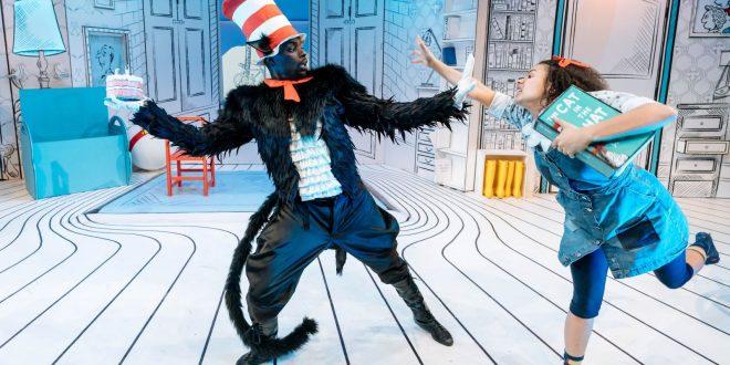 Весенние каникулы: в театр с детьми!