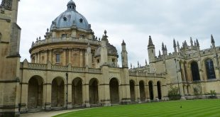 Оксфордский университет главное здание