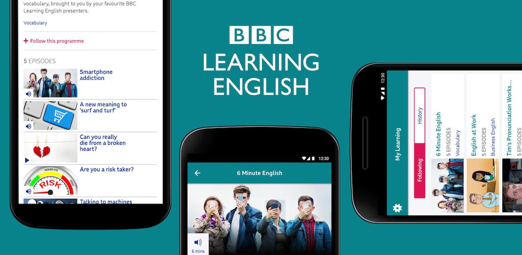 Мобильные приложения для изучения английского