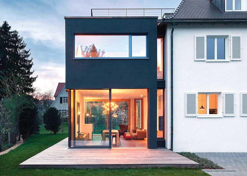 Что важно знать при планировании двухэтажной пристройки