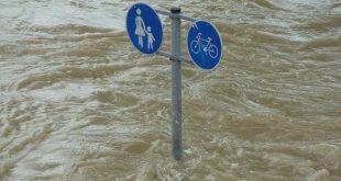 Дон наводнение Донкастер