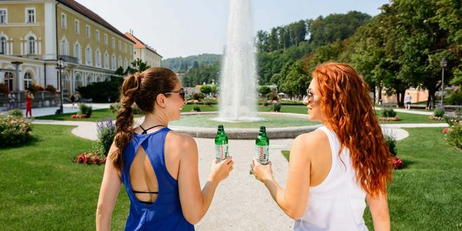 Рогашка Слатина признана одним из самых красивых курортов Европы